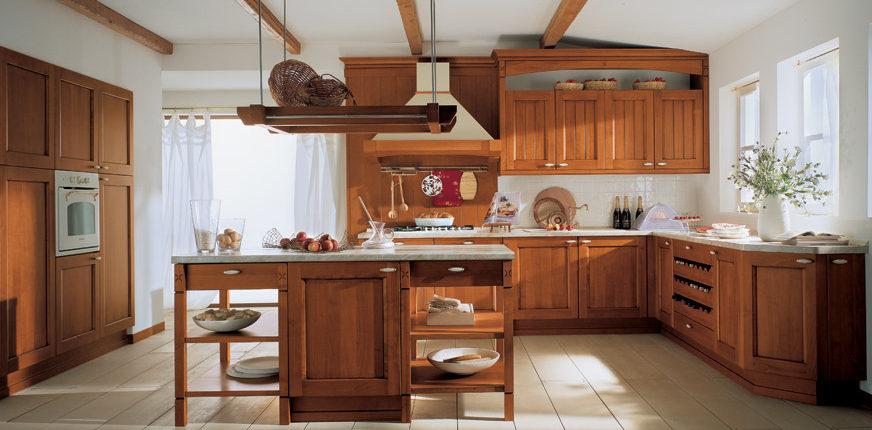 Massivholzküchen Natur - Diese edle Küche ist in Massivbauweise hergestellt. Das natürliche Holz schafft ein wohnliches Ambiente in jeder Wohnung. Wir bieten zudem Vollholzküchen in allen Varianten, Altholzküchen und Landhausküchen in verschiedenen Farben und Designs an.