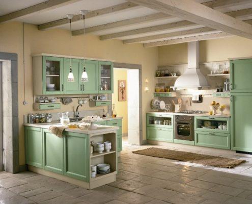 Landhausküchen holz  Massivholzküchen & Vollholzküchen vom Spezialisten - Preisgünstig