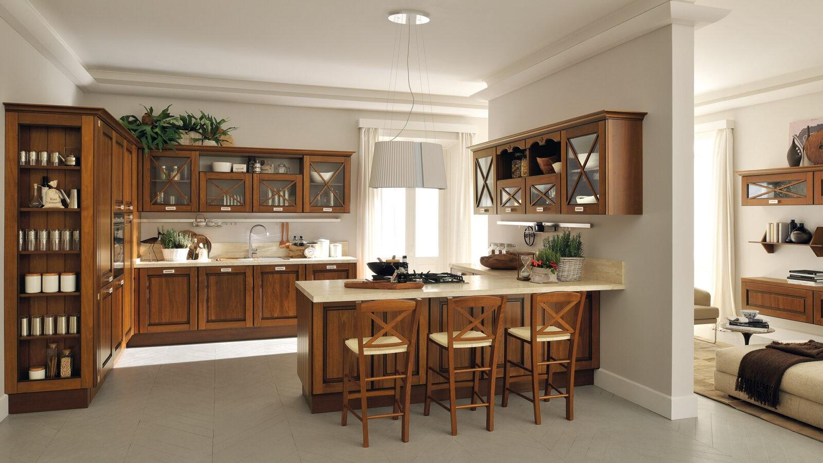 Massivholzküchen & Vollholzküchen vom Spezialisten - Preisgünstig